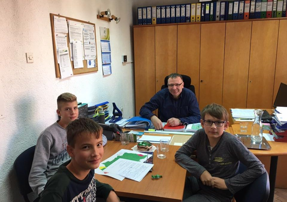 Intervju na Javno komunalnem podjetju Slovenske Konjice