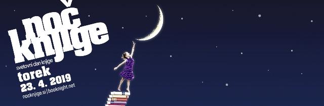 Noč knjige z zlatimi bralci